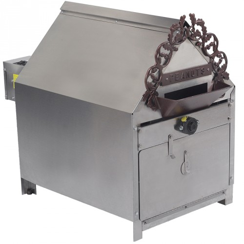 frosted nut machine