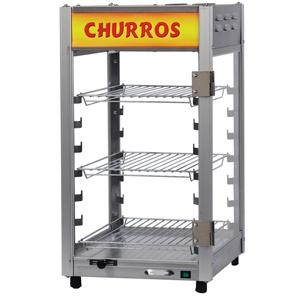 Churro Warmer C R Frank Popcorn